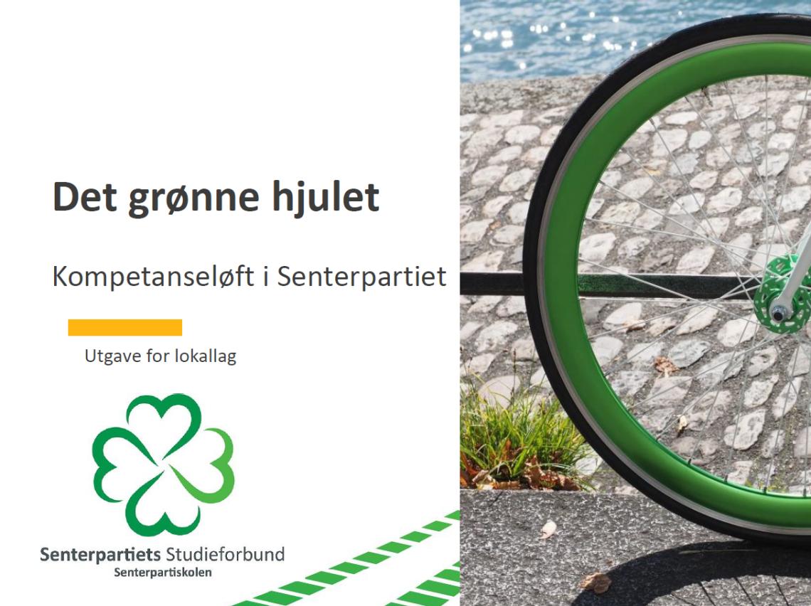 Det grønne hjulet - oppdatert utgave