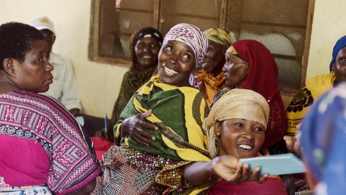 Senterpartiet støtter kvinnelige miljøgründere i Tanzania